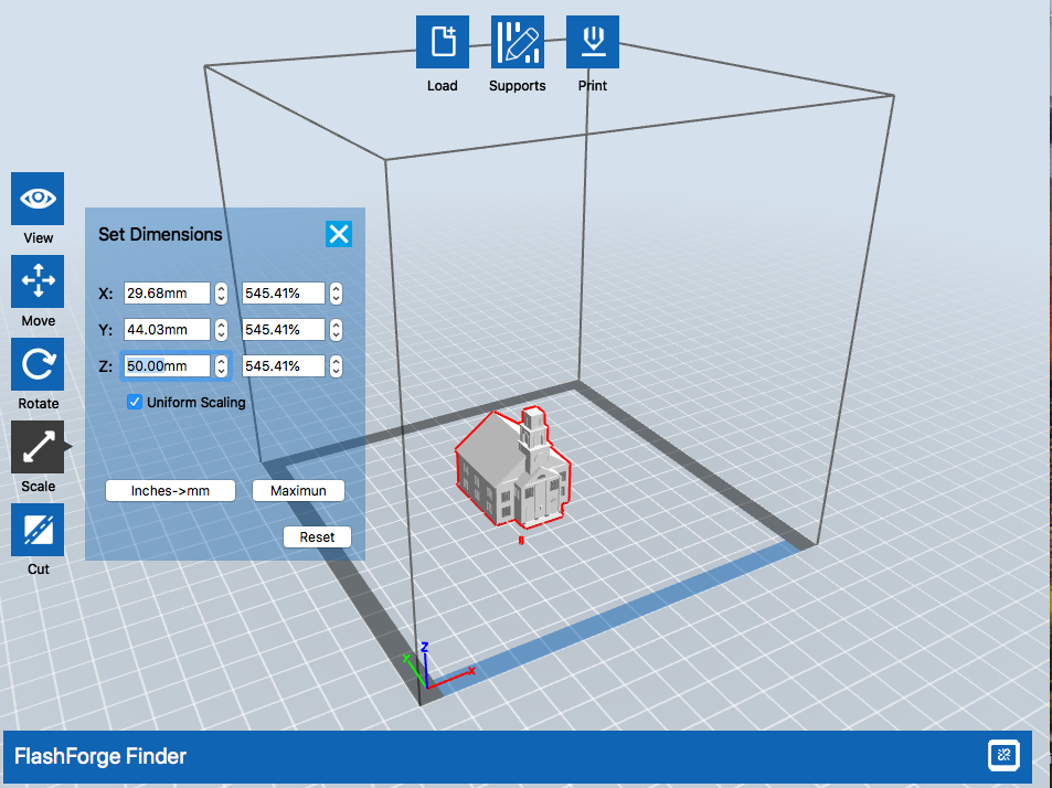 3D PRINTING WITH FLASHFORGE FINDER | Bay State Learning Center